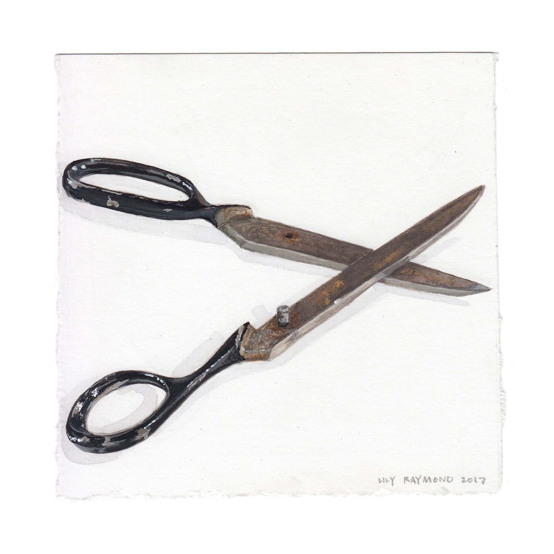 100 Days: Broken Scissors