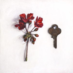 Teeth and Nails: Key and Geranium