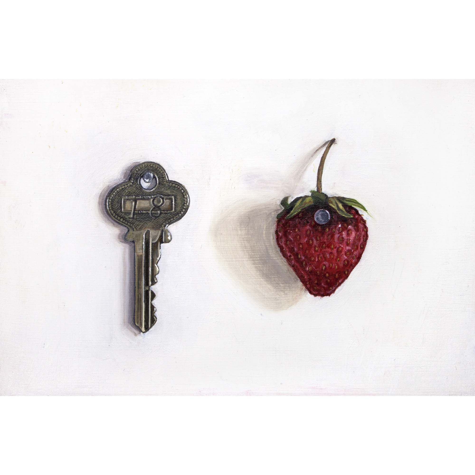 Teeth and Nails: Key and Strawberry