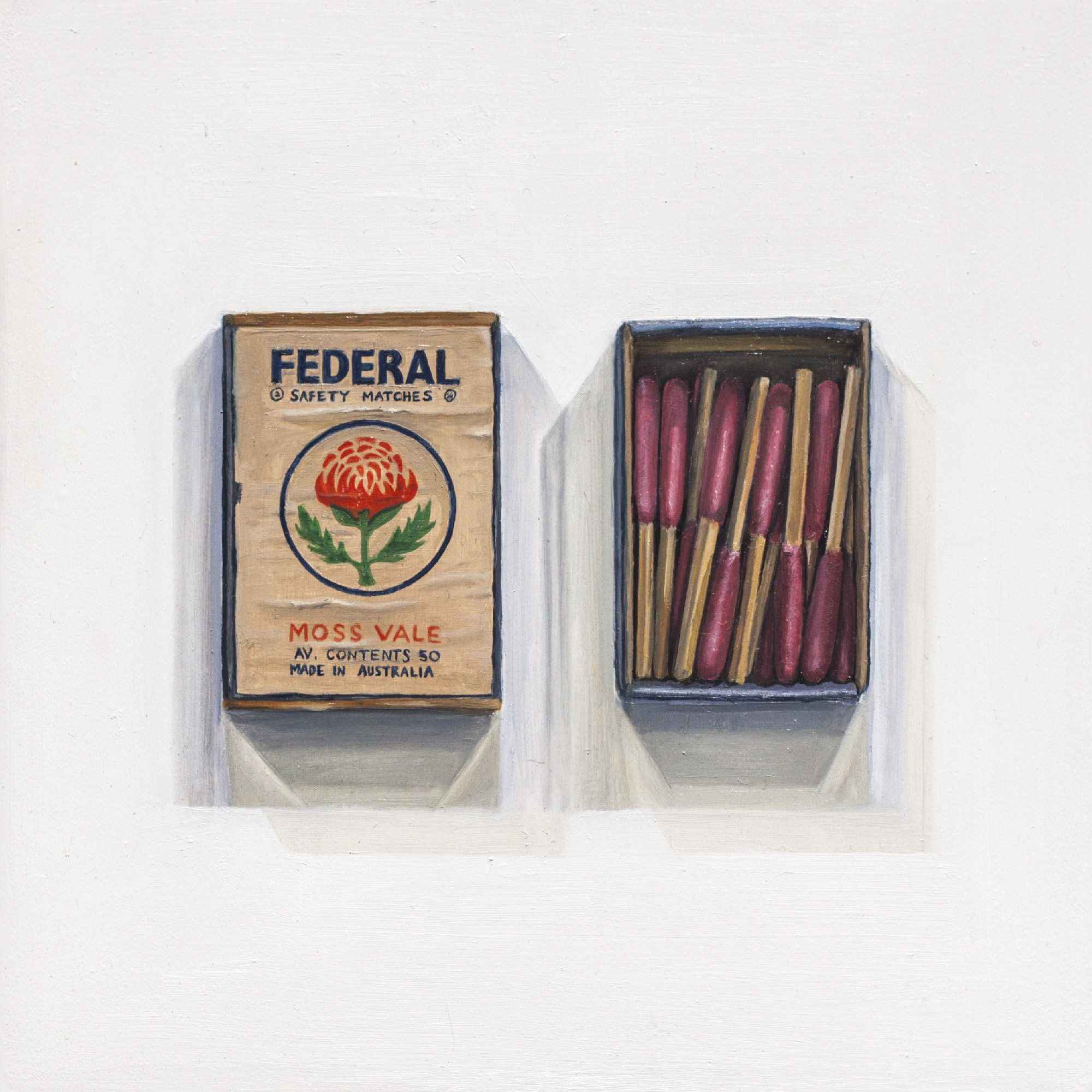 Federal Matches