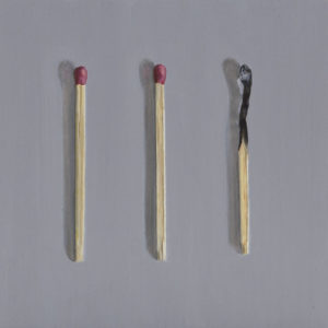 The Little Things: Three Matches